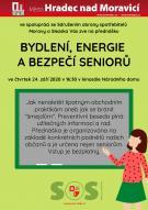 Bydlení, energie a bezpečí seniorů